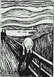 El Grito, Edvard Munch