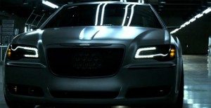 El coche de Batman