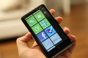 El viejo Windows Phone