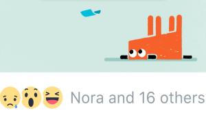 facebook reacciones nivel mundial