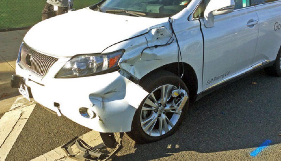 Self-Driving Cars-Crash