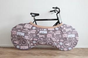 cobertor de bicicleta