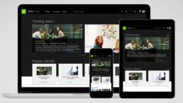 Microsoft Stream videos para las organizaciones