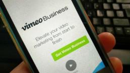 Vimeo Business para empresas y organizaciones