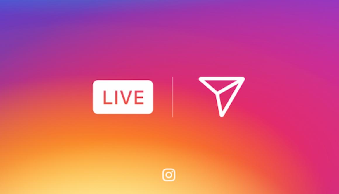 emision en directo instagram